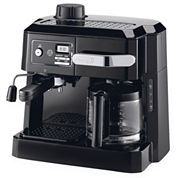 DeLonghi® Combo Espresso/Coffee Maker