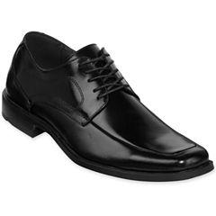 Stacy Adams® Calhoun Mens Moc-Toe Leather Lace Oxford Dress Shoes