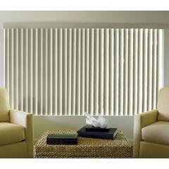 JCPenney Home™ Linen-Look Vinyl Vertical Blinds