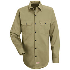 Red Kap® Deluxe Heavyweight Cotton Shirt–Big & Tall