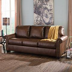 Signature Design by Ashley® Lottie Durablend Full Sofa Sleeper