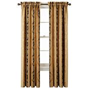 Home Expressions™ Regan Rod-Pocket Curtain Panel
