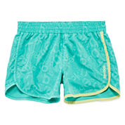 Reebok® Logo Shorts - Girls 7-16