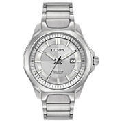 Citizen Mens Silver Tone Bracelet Watch-Aw1540-88a