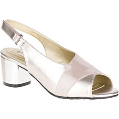 Hush Puppies Mallorie Womens Pumps-Narrow