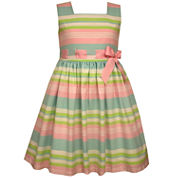 Bonnie Jean Sleeveless Sundress - Toddler
