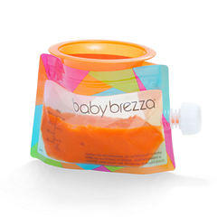 Baby Brezza 10 Pack Refillable Food Pouches