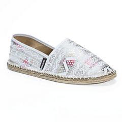 Muk Luks Josie Womens Slip-On Shoes
