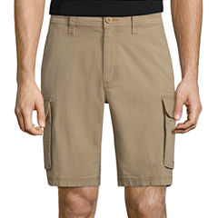 St. John's Bay Stretch Ripstop Cargo Shorts
