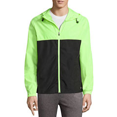 XersionColorblocked Windbreaker Jacket