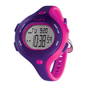 Soleus Chicked Womens Purple and Pink Digital Running Watch