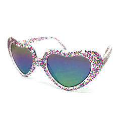 Fantas Eyes Heart Sunglasses