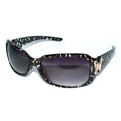 Fantas Eyes Rectangular Sunglasses