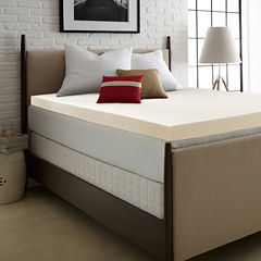 PuraSleep OptiPlush Classic Memory Foam Mattress Topper - 3In