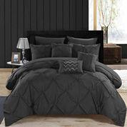 Chic Home Hannah 10-pc. Comforter Set