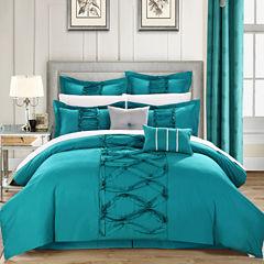 Chic Home Ruth 8-pc. Comforter Set