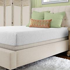 PuraSleep 10In  Laguna Gel Cooled Luxury Memory Foam Mattress