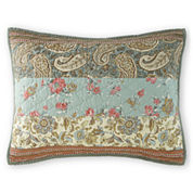 Home Expressions™ Jacobean Stripe Pillow Sham