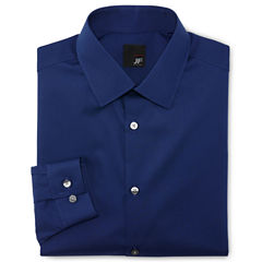 JF J. Ferrar® Slim-Fit Dress Shirt - Big & Tall