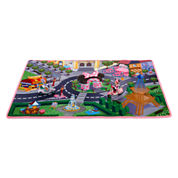 Disney Collection Minnie and Daisy Paris Playmat and Scooters