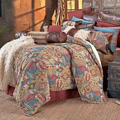 HiEnd Accents Ruidoso Comforter Set & Accessories