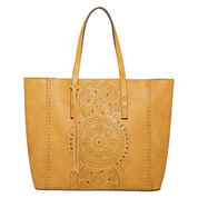 T-Shirt & Jeans Moroccan Muse Tote Bag