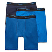 Jockey® 3-pk. Staycool Plus Midways