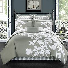Chic Home Iris 7-pc. Comforter Set