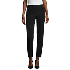 Nicole By Nicole Miller Skinny Ankle Pants