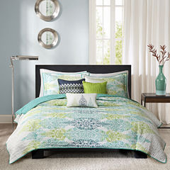 Madison Park Mali 6-pc. Quilt Set