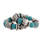 El By Erica Womens Stretch Bracelet