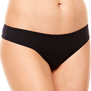 Ambrielle Tailored Micro Thong- Free with Ambrielle Bra Purchase