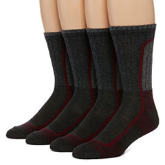 Columbia® 4-pk. Mens Crew Socks