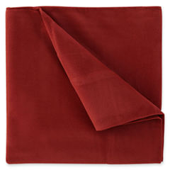 Micro Flannel® Standard/Queen Solid Pillowcase