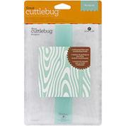 Cuttlebug Embossing Folder/Border Set - Wood Grain