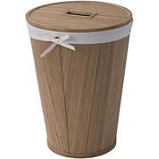 Creative Bath™ Eco Style Bamboo Hamper with Lid