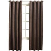 Sun Zero™ Toulouse Grommet-Top Curtain Panel