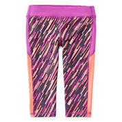 Xersion Pattern Knit Leggings - Toddler Girls
