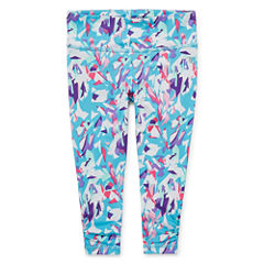 Champion Knit Capri Leggings - Preschool Girls