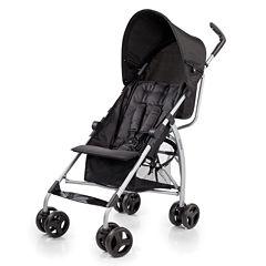 Summer Infant® Go Lite Convenience Stroller - Black Jack