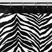 Creative Bath™ Zebra Shower Curtain