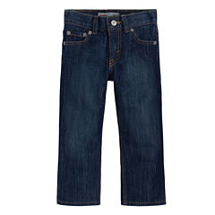 Levi's 514 Straight-Fit Jean - Toddler Boys 2T-4T
