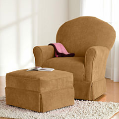 Best Chairs, Inc.® Sweetheart Glider or Ottoman