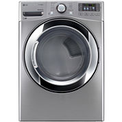 LG ENERGY STAR®  7.4 cu. ft. Ultra Large CapacitySteamDryer w/ NFC Tag On