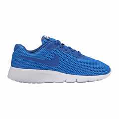 Nike Tanjun Breathe Boys Running Shoes - Big Kids