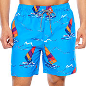 Arizona Sailboat Print Volley 6.5