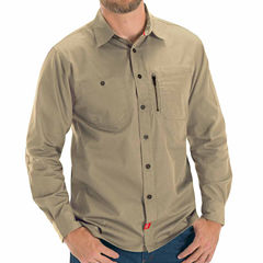 RED KAP® Woven Work Shirt With MIMIX Technology