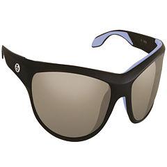 Flying Fisherman Cayo Matte Black and Smoke Lens Sunglasses