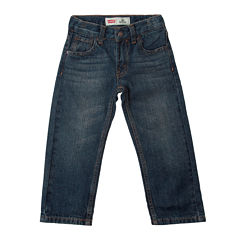Levi's® 505™ Regular-Fit Jeans - Toddler Boys 2t-5t