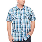 i jeans by Buffalo Manberg Short-Sleeve Woven Shirt - Big & Tall